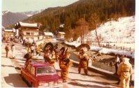 1976 Umzug Gerlos