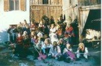 Unsere erste Jungmullergruppe im Jahr 1996